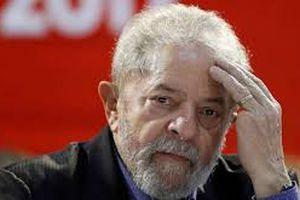 Cựu Tổng thống Brazil Lula da Silva rút khỏi cuộc đua tranh cử Tổng thống
