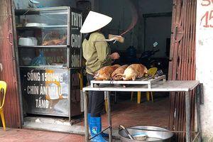 Khuyến khích dân không ăn thịt chó: Văn minh