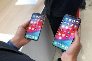Ảnh thực tế iPhone XS và iPhone XS Max - dáng cũ, tính năng mới