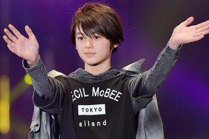 'Hoàng tử lai' Đức - Nhật 11 tuổi nổi tiếng trong giới trẻ