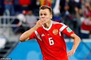 Sao tuyển Nga dính nghi án doping