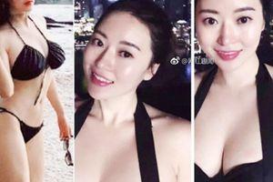 Thân hình phồn thực của hot girl tố cáo tỷ phú giàu thứ 16 Trung Quốc sàm sỡ