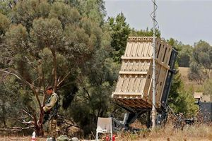 A rập xê út mua hệ thống 'vòm sắt' của Israel