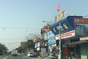 Hải Phòng: Người dân tự ý tháo dỡ tấm chống chói trên Quốc lộ 10