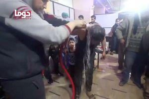 Nga cáo buộc Mũ bảo hiểm Trắng bắt 22 trẻ em Syria để dàn dựng vụ tấn công vũ khí hóa học