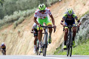 Hai tay đua Philippines đánh nhau ở giải xe đạp quốc tế VTV