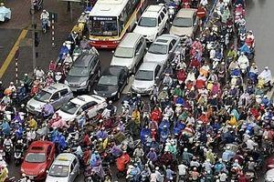 Giải pháp giảm ùn tắc giao thông và ô nhiễm môi trường