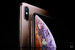 Chiêm ngưỡng 2 siêu phẩm iPhone Xs và iPhone Xs Max