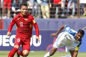 Ông Hải 'lơ' mừng vì Hà Nội FC chưa cho Quang Hải xuất ngoại