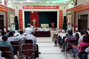 Hà Nội: Ổn định tình hình liên quan đến nhận bia mộ dự án khu ĐTM Dương Nội