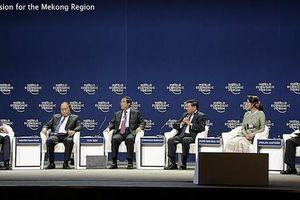 Lãnh đạo 5 nước Mekong: Không sợ cạnh tranh mà sẽ hợp tác để cùng phát triển