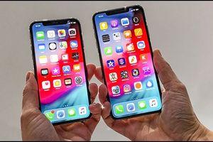 Giá bán iPhone XS, iPhone XS Max và iPhone XR ti Vit Nam