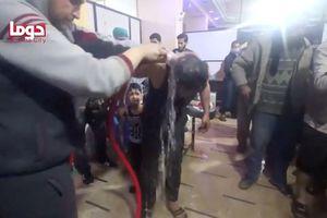 Nga: Mũ bảo hiểm trắng dàn dựng 9 đoạn băng tấn công hóa học tại Idlib