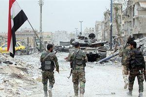 Quân đội Syria hất tung IS ở Deir Ezzur, hàng loạt tay súng thương vong