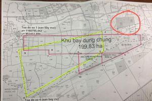 Bà Rịa - Vũng Tàu chưa chốt xong vị trí sân bay chuyên dùng