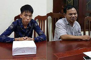 Nam thanh niên mang 6 bánh heroin lên xe khách bị bắt giữ