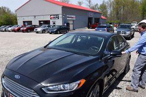 Giá xe cũ tại Mỹ cao nhất trong 20 năm