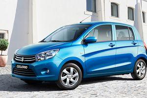 Xe giá rẻ Celerio trở lại giúp doanh số Suzuki khởi sắc
