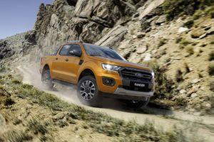 Ford Việt Nam chốt giá Ranger 2018, thấp nhất 630 triệu đồng