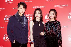 Không chỉ khen 'tình cũ' Ngô Tôn đẹp trai, Thái Trác Nghiên còn muốn làm chồng của 'Phú Sát Hoàng hậu' Tần Lam