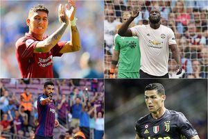 10 tiền đạo cắm xuất sắc nhất thế giới: Ronaldo số 1, sao MU xếp thứ 9