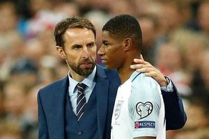 HLV trưởng của ĐT Anh: 'Rashford sẽ phát triển nhanh hơn Ronaldo'