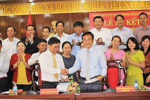 Quảng Nam: Ký kết Chương trình phối hợp thực hiện công tác giai đoạn 2018-2022