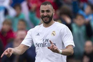 Vai chính ở Real Madrid giờ là của Benzema