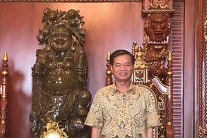 Sự thật bảo tàng của Thiếu tướng Hoàng Kiền nhiều ngà voi