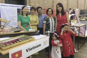 Việt Nam tham dự Embassy Festival tại Romania