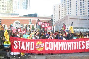 Rộn rã biểu tình chống biến đổi khí hậu tại San Francisco