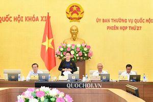 Chủ tịch Quốc hội đề nghị dành 'giờ vàng, trang nhất' để tuyên truyền pháp luật