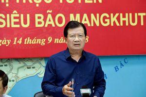 27 tỉnh, thành đang đứng trước nguy cơ gặp thảm họa từ siêu bão Mangkhut