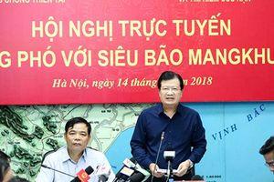 Siêu bão Mangkhut đổ bộ, 27 tỉnh thành ảnh hưởng trực tiếp