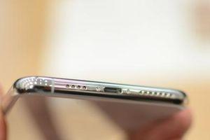 Va ra mt, iPhone XS ã 'mt im' bi nhng iu này