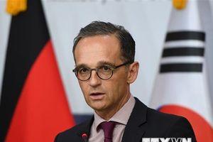 Ngoại trưởng Đức Heiko Maas: Berlin sẵn sàng góp sức tái thiết Syria