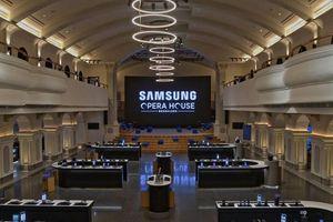 Samsung: Mở trung tâm trải nghiệm di động lớn nhất thế giới