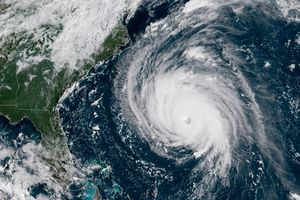 Florence có thể là cơn bão 'đắt giá' nhất trong lịch sử Mỹ