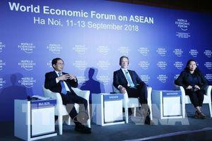 Việt Nam tỏa sáng trong lòng bạn bè quốc tế qua WEF ASEAN