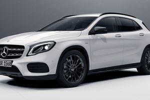 Ra mắt Mercedes-Benz CLA và GLA 200 Night Edition giàu cá tính
