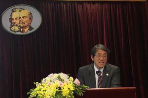 Chủ tịch Cơ quan hợp tác quốc tế Nhật Bản tại Việt Nam (JICA) chia sẻ kinh nghiệm phát triển nguồn nhân lực