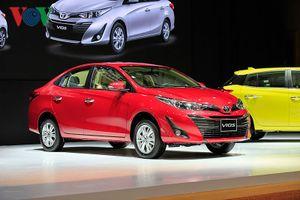 Top 10 mẫu xe bán chạy nhất thị trường ô tô Việt tháng 8/2018