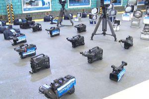Nhiều thiết bị quay phim từ Hollywood bị đánh cắp được tìm thấy ở Argentina