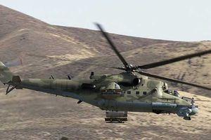 Taliban tuyên bố bắn hạ trực thăng Afghanistan, 5 người thiệt mạng