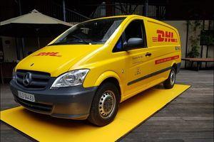 Sen Đỏ có thêm đối tác giao hàng DHL eCommerce