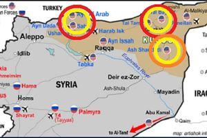 Mỹ thêm căn cứ, lập vùng cấm bay, quyết chia cắt Syria