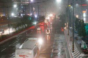Siêu bão Mangkhut đổ bộ vào miền bắc Philippines