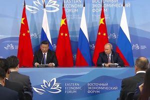 Tập trận với Nga, Trung Quốc muốn gửi thông điệp gì đến Mỹ?