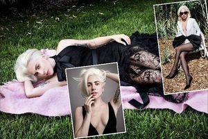 Những khoảnh khắc xinh đẹp quyến rũ hiếm hoi của Lady Gaga