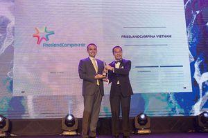 FrieslandCampina Việt Nam là một trong những nơi làm việc tốt nhất châu Á 2018